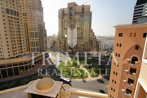 1 Bedroom + Study in Axis Residence Silicon Oasis
