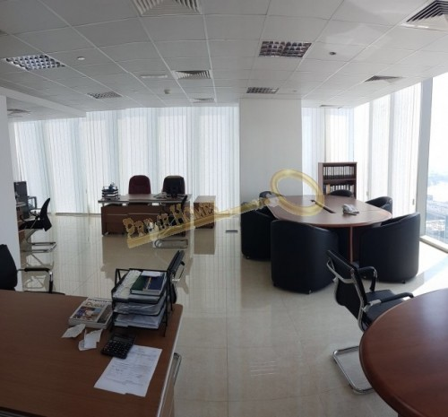 Best Price  Fitted office in Prism Tower