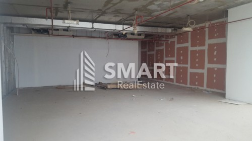 Large office space/Shell & core for sale
