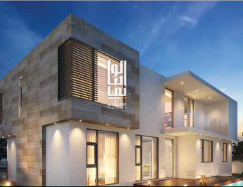 own dream Vila first free hold in shj vila4 bed + maid room