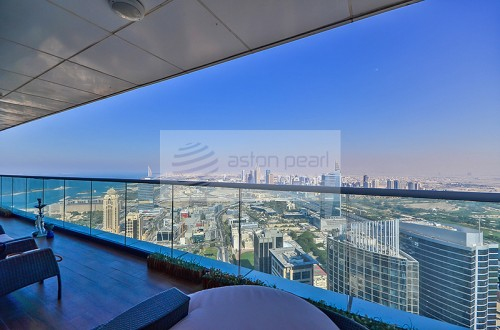 Stunning Penthouse for Rent in 23 Marina