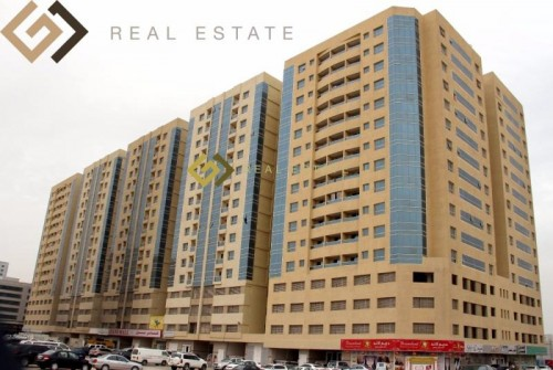 No Commission 1 Bedroom for Rent in Garden City Ajman