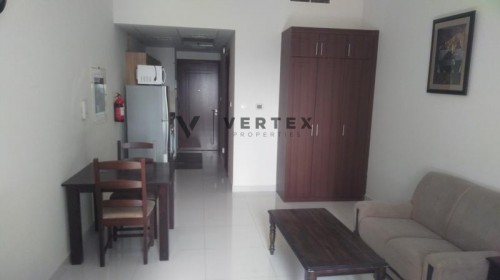 Fully Furnished Studio in Elite 3 Sports City