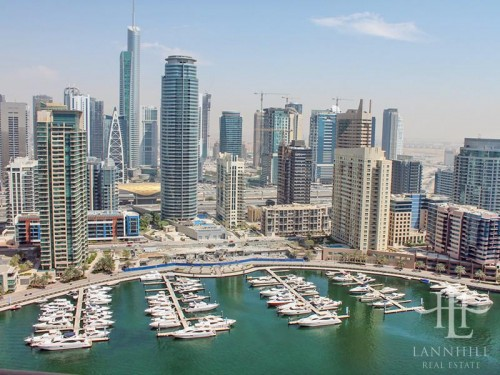 The Best Marina Views from this 2 Bed in Attessa