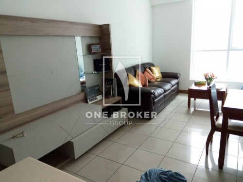 Fully Furnished 1 Bedroom in Sulafa Tower