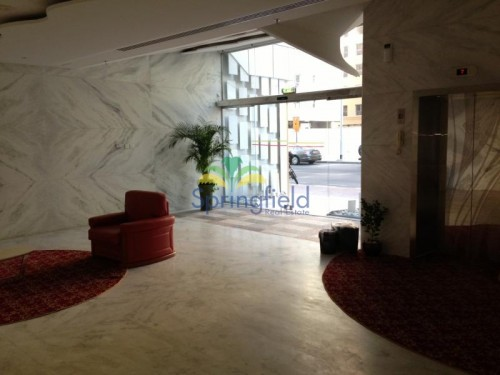 Open Plan Fitted Office in Brasha 1 | Unfurnished|