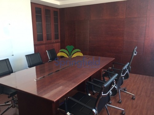 Fully Furnished l Partitioned Fitted Office
