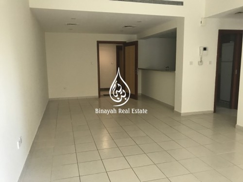 1 BR in Al Dhafrah 4 Only 75k by 2 chqs