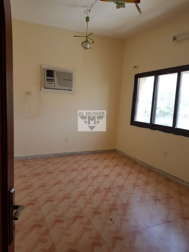 Shairing Allowed Specious 3bhk+maids room in Khalidiyah nearShaheen super market,In 73k 6 payments