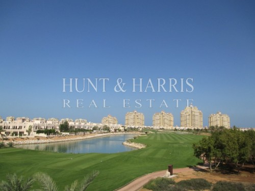 Fully Furnished Three Bedroom Townhouse on the golf course