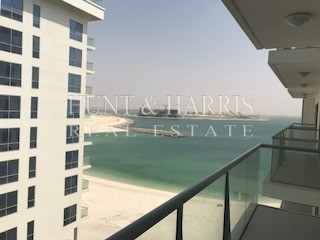 Part Sea View 1 Bedroom - Pacific - Al Marjan Island