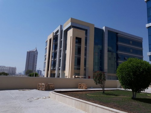Shell $ Core New Office for sale in ARJAN