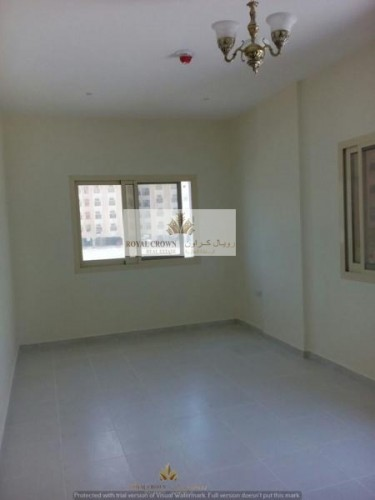 Brand new One bedroom plus big hall without balcony for rent in Deira