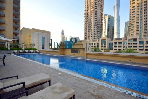 Fantastic Fountain Views | Fully Furnished
