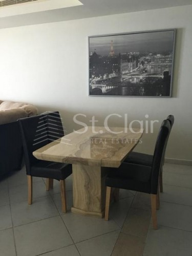 2 Beds Sea View for Rent Elite Residence