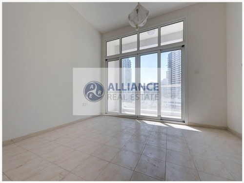 Chiller free 2 bed - rent in Brand new bld Tecom
